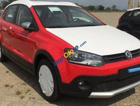 Giao ngay Volkswagen Polo Cross, màu đỏ, trả trước chỉ 220 triệu, nhập khẩu chính hãng