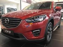 Mazda CX 5 new 2018 Mazda Phạm Văn Đồng, xe đủ màu giao ngay, trả góp chỉ từ 299 triệu gọi ngay để được giá tốt nhất