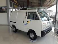 Bán Suzuki Carry Blind Van 2018, màu trắng