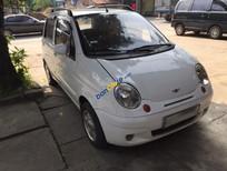 Cần bán lại xe Daewoo Matiz năm 2004, màu trắng chính chủ giá cạnh tranh