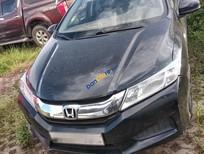 Bán Honda City sản xuất năm 2015, màu đen số sàn