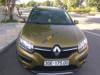 Ít nhu cầu sử dụng nên bán xe Renault Sandero Stepway tháng 10 năm 2015, màu vàng, nhập khẩu giá cạnh tranh