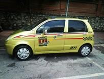 Cần bán gấp Daewoo Matiz S năm sản xuất 2004, màu vàng