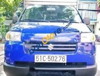 Bán Suzuki Carry năm sản xuất 2010, màu xanh lam, 150tr