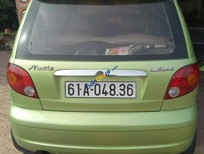 Bán xe Daewoo Matiz SE đời 2004, màu xanh lục