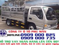 Giá xe tải JAC 2T4 bao nhiêu? Mua xe tại Phú Mẫn TPHCM nhận ưu đãi cực lớn trong tháng