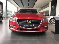 Mazda Phú Thọ - Mazda 3 1.5 Sedan 2018 màu đỏ cao cấp mới