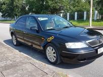 Cần bán lại xe Ford Mondeo 2.0 sản xuất năm 2003, màu đen số tự động