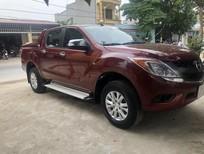Cần bán Mazda BT 50 3.2 4x4 AT sản xuất năm 2014, màu đỏ, nhập khẩu nguyên chiếc