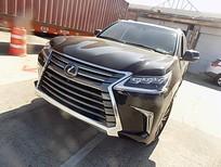 Cần bán xe Lexus LX 570 sản xuất 2018, màu đen, nhập khẩu nguyên chiếc