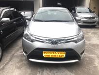 Bán Toyota Vios 1.5 E sản xuất năm 2015, màu bạc còn mới