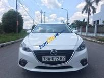 Bán ô tô Mazda 3 sản xuất năm 2017, màu trắng, 628 triệu