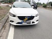 Bán Mazda 6 2.0 đời 2015, màu trắng chính chủ
