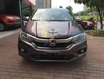 Auto Đại Phát bán Honda City CVT 1.5AT màu xám, đời 2018, xe mới lăn bánh được 8000km