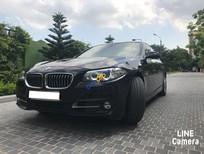 Bán ô tô BMW 520i sản xuất năm 2015, màu đen