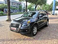 Bán Audi Q5 đời 2012, màu xám (ghi), nhập khẩu