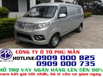 Xe tải nhỏ VAN Dongben X30 giá ưu đãi trong tháng
