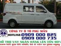 Xe tải van X30 2 chỗ 950kg|Bán xe tải Dongben giá tốt thị trường miền nam