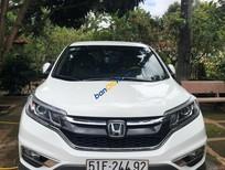 Bán xe Honda CR V 2.0 AT năm sản xuất 2015, màu trắng