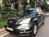 Cần bán gấp Honda CR V 2.0 năm 2011, màu xám, nhập khẩu, 585 triệu