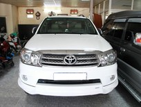 Bán xe Toyota Fortuner 2012, màu trắng, giá 710tr