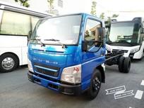 Xe tải 2.1 tấn Mitsubishi Fuso Canter 4.99 đời mới 2018, hỗ trợ trả góp