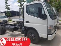 Bán xe tải Nhật Bản Mitsubishi Fuso Canter 4.99 tải trọng 2 tấn 2. Hỗ trợ vay trả góp. LH 0938808967