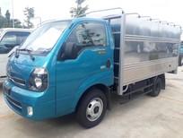 Bán xe tải Kia K250 2t4, xe tải Kia K250 thùng bạt, hỗ trợ trả góp