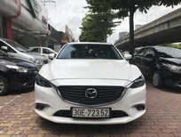 Cần bán lại xe Mazda 6 2.0L Premium năm 2017, màu trắng, nhập khẩu nguyên chiếc