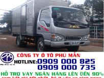 Xe tải Jac 2,4 tấn là dòng xe tải nhẹ cao cấp được nhập khẩu nguyên chiếc về Việt Nam