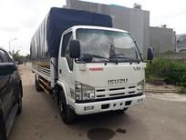 Bán xe tải Isuzu 1T9 thùng dài 6m2 vào thành phố, trả góp 90% giá trị xe