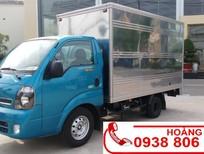 Cần bán xe tải Kia Hàn Quốc tải trọng 990kg / 1490 kg/ 1900 kg thùng lửng, thùng bạt, thùng kín