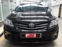 Bán xe Toyota Corolla altis số sàn 2012, màu đen