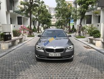 Cần bán lại xe BMW 5 Series 523i sản xuất năm 2011, màu xám, nhập khẩu nguyên chiếc
