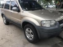 Cần tiền đổi xe mới bán Ford Escape 2002 XLT