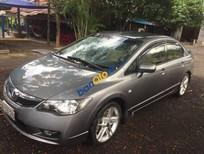 Bán Honda Civic 1.8MT sản xuất 2012, xe zin nguyên bản full đồ chơi