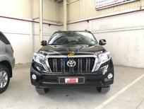 Cần bán xe Toyota Land Cruiser sản xuất 2015, màu đen, xe nhập