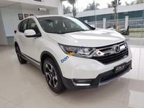 Honda Bắc Giang giao ngay tại nhà CRV 2018, đủ màu trắng, đen, đỏ, xanh, Thành Trung: 0982.805.111