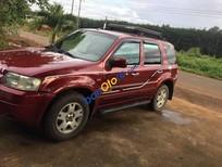 Bán xe Ford Escape sản xuất năm 2003, màu đỏ