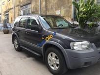 Bán Ford Escape V6 XLT  AT năm sản xuất 2003, màu đen
