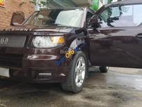 Cần bán lại xe Honda Element Sc sản xuất 2007, màu đỏ, nhập khẩu nguyên chiếc