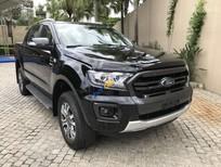 Cần bán xe Ford Ranger 2.0L Bi Turbo năm sản xuất 2018, màu đen, nhập khẩu nguyên chiếc