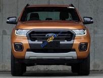 Bán ô tô Ford Ranger Wildtrak 2.0L Bi-tubor chỉ với 200tr. LH 0987987588 tại Lào Cai