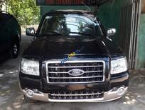 Cần bán Ford Everest máy dầu 2008, màu đen