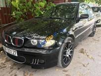 Bán xe BMW 318i 2004, màu đen