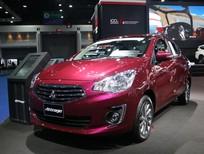 Bán Mitsubishi Attrage năm 2018, màu đỏ, nhập khẩu nguyên chiếc