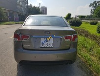 Cần bán Kia Forte SLI năm sản xuất 2009, màu bạc, xe nhập