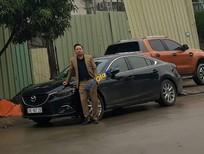 Cần bán xe Mazda 6 2.0 đời 2016, màu đen