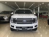 Cần bán Ford F 150 Limited 3.5 năm sản xuất 2018, màu trắng, nhập khẩu