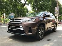 Cần bán Toyota Highlander LE 2018, nhập Mỹ, full options